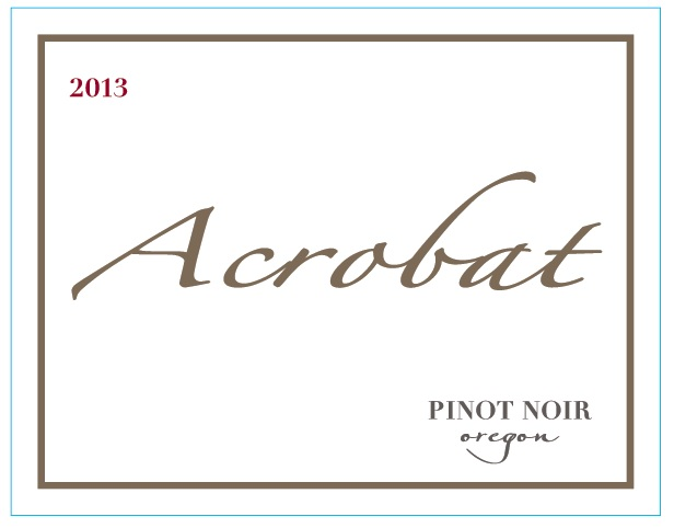 Logo for Acrobat Pinot Noir