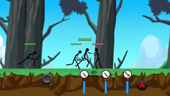 War on stickman screenshot
