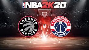 NBA2K20: Toronto Raptors at Washington Wizards thumbnail