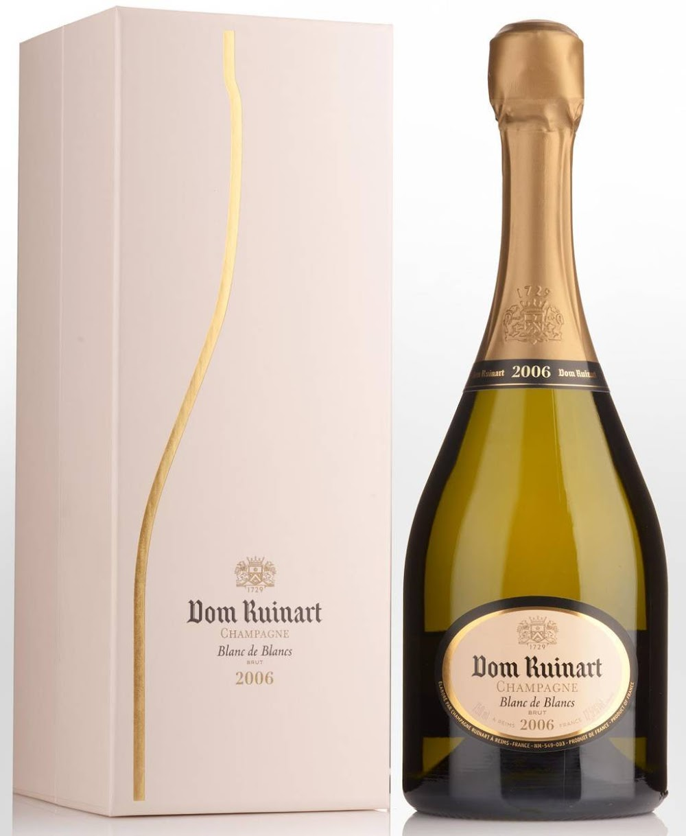 best-champagne-brands-india-Dom Ruinart Champagne-image