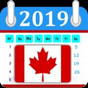 canada calendar 2019 holidays free
