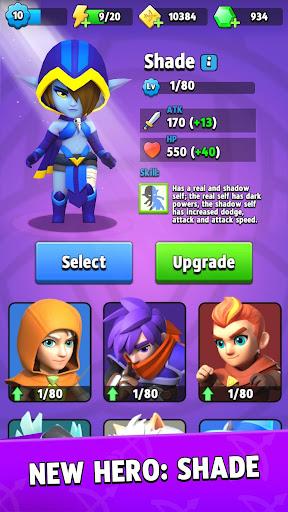 Archero apklade screenshots 2