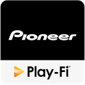 Pioneer Music Control App icon