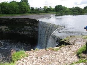 Photo: Rural Estonia - Waterfall