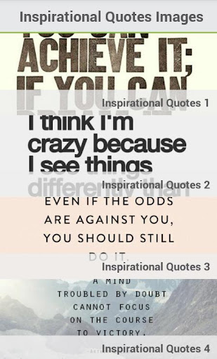 Inspirational Quotes Images