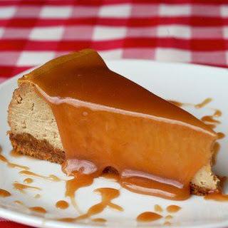 Café au Lait Cheesecake