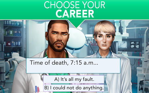Is it Love? Blue Swan Hospital - Choose your story 1.2.183 app download 11