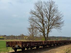 Photo: Der Bahnhof in Wabern, (c) Antonietta Albers