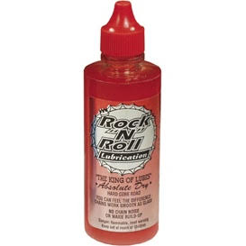 Rock-N-Roll Absolute Dry Lube Squeeze Bottle: 4oz