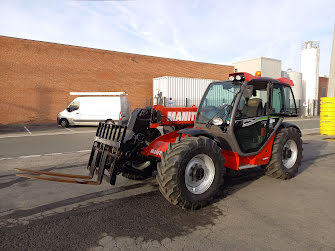 Picture of a MANITOU MLT735 120 POWERSHIFT ST3B