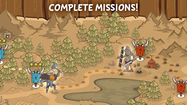 Bardi - the epic battle!