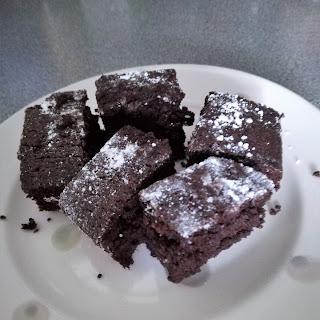 Chocolate Brownie.