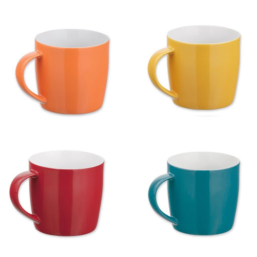 Duran Colour Glazed Coffee Mug