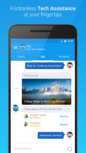 Drippler - Android Tips & Apps screenshot 3
