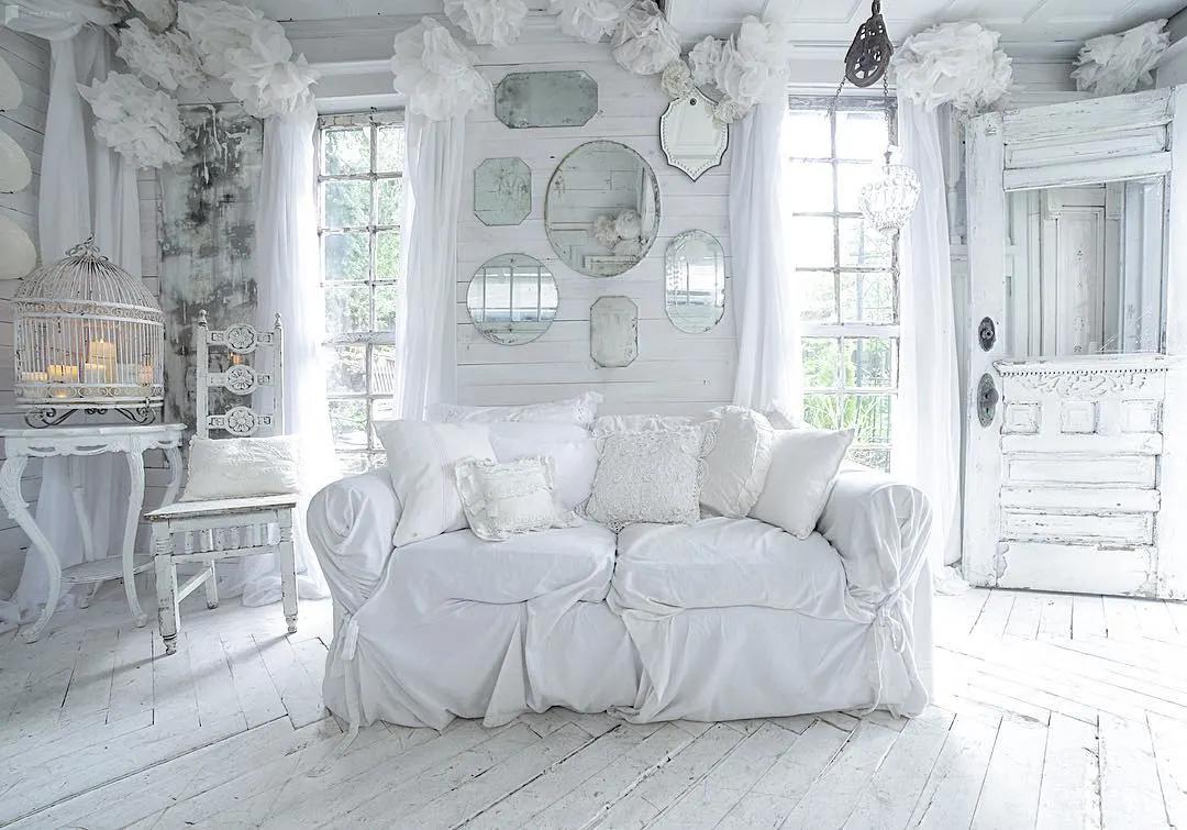all white indoor studio seattle