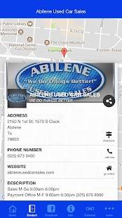 Abilene Used Car Sales - náhled