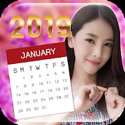 Calendar photo frames 2019 & Calendar photo Editor