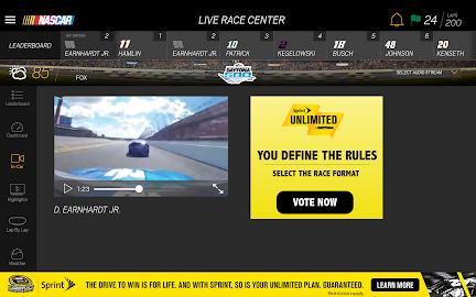NASCAR MOBILE Screenshot 9