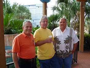 Photo: Terry Dietz, Jim Cockrell, Richard Fennema