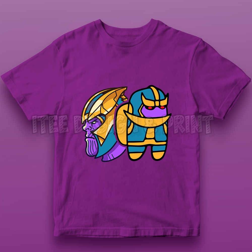 Thanos Among Us Impostor 18