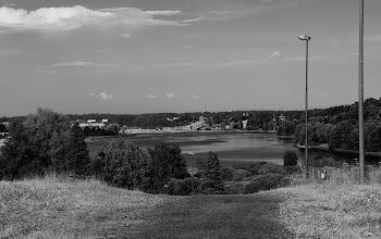 Photo: VIljandi, Estonia.  Pentax K-7 - f/9 - 1/160 - ISO100 - 63 mm   #blackandwhitephotography