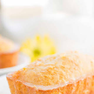 Grapefruit Olive Oil Mini Cakes.