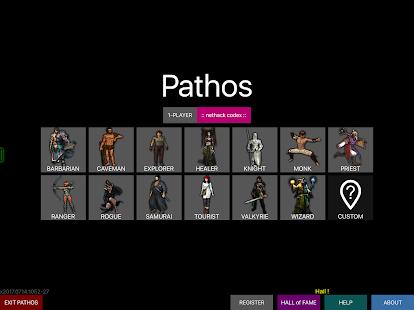 Pathos: Nethack Codex For PC (Windows & MAC) | Techwikies com