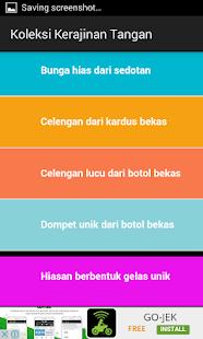 Koleksi Kerajinan Tangan - Android Apps on Google Play