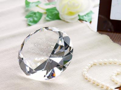 ダイヤモンドオブジェ