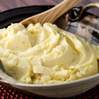Easy Crockpot Mashed Potatoes