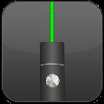 LED Laser Pointer Flashlight