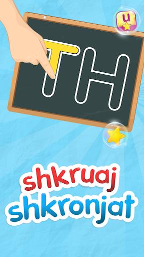 Shkruaj Shkronjat e Alfabetit Shqip 1.1.2 screenshots 1