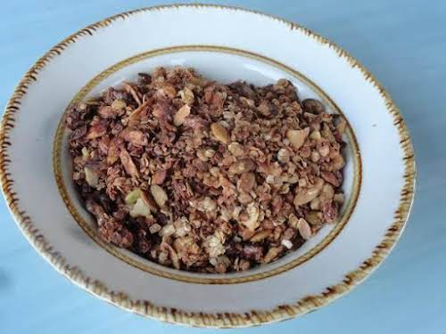 "Elaine's Homemade Healthy Granola ""I have made this granola several times now..."
