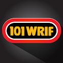 101 WRIF icon
