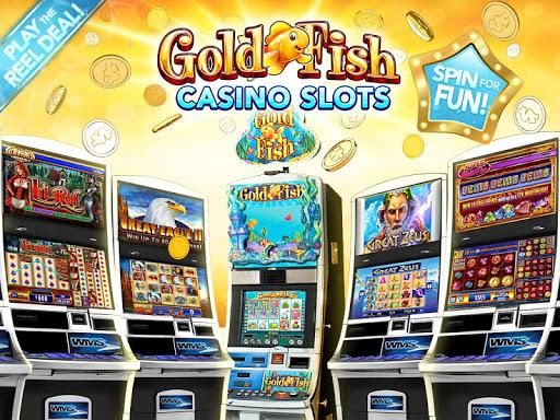Download gold fish casino slots free google play for Gold fish casino slot