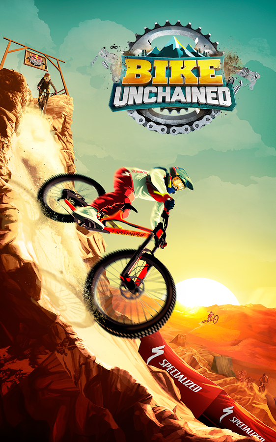 Bike Unchained- screenshot