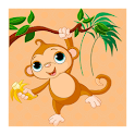 Cravey Monkey-Cut the rope icon