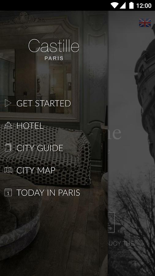 Hotel Castille- screenshot
