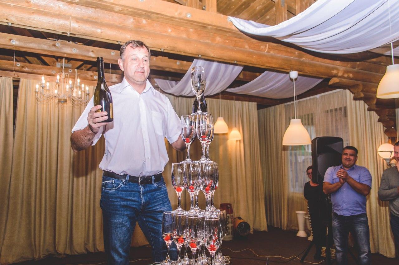 Рустам Гаянов в Уфе