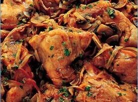 Rabbit Cacciatore Recipe