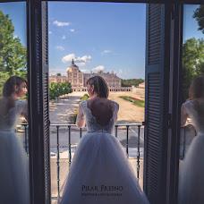 Wedding photographer Pilar Fresno (pilarfresno). Photo of 10.06.2019