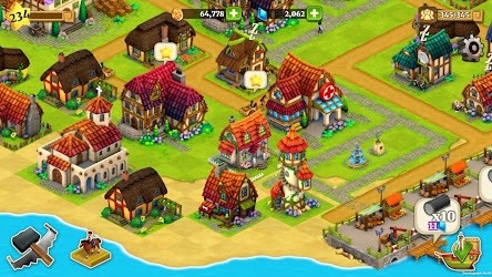 Town Village 1.2.4 (Unlimited Coins) MOD Apk 6