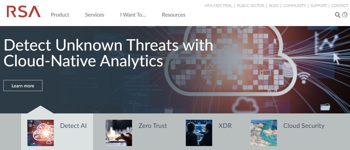 RSA Cybersecurity Company