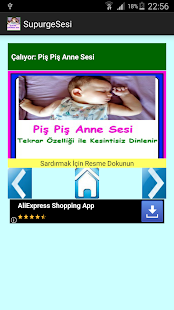 Download Bebekler İçin Elektrik Süpürgesi Sesi for Windows Phone apk screenshot 7