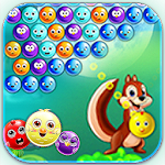 Bubble Shooter Pet Birds Icon