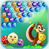 Bubble Shooter Pet Birds