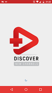 Discover new Channels - náhled