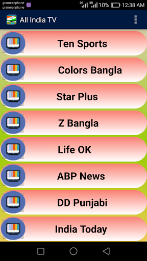 Download India Live TV Channels Free Google Play softwares