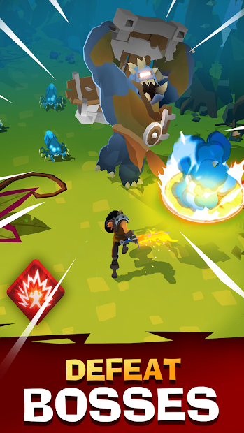 The Mighty Quest for Epic Loot Android App Screenshot