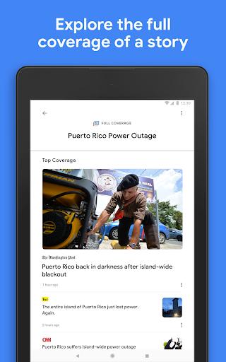 Google News 5.7.0 app 10